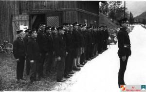 Mannschaft im Jahr 1933