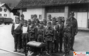 Die erste Jugendgruppe 1974
