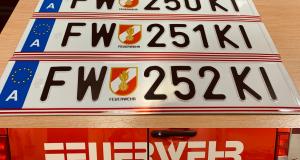 Sachbereichskennzeichen Feuerwehr Hinterstoder