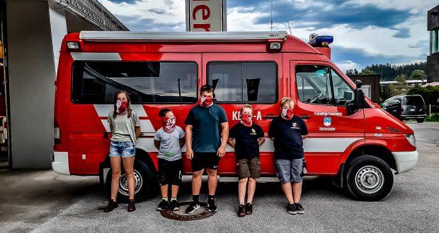 Feuerwehrjugend Hinterstoder