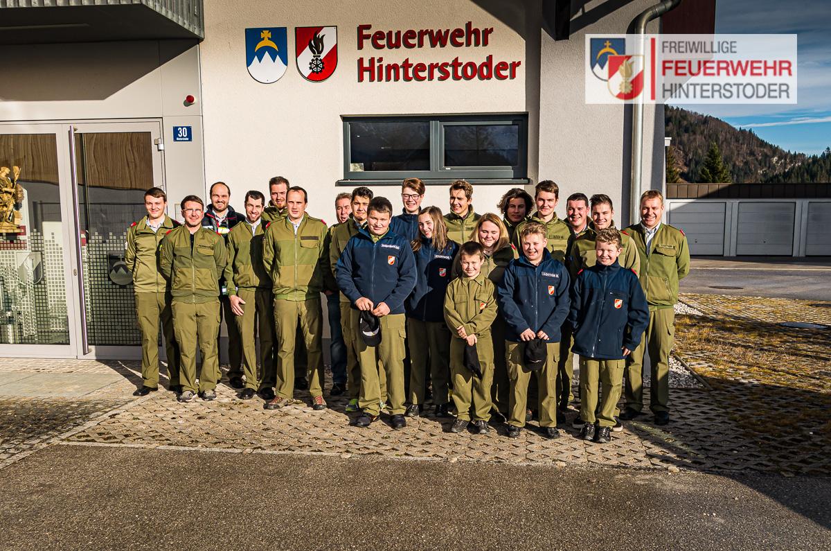 Friedenslicht 2019 - Feuerwehr Hinterstoder - Artikelbild