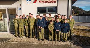 Friedenslicht 2019 - Feuerwehr Hinterstoder - Header