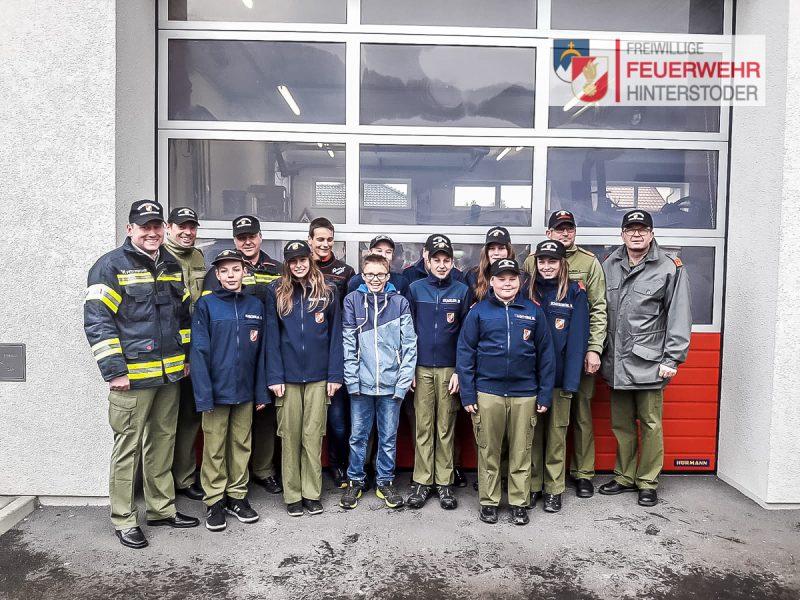 Wissenstest Feuerwehrjugend 2020